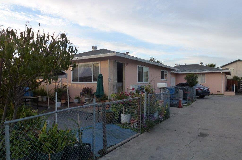 35 and 39 Buchanan Court, East Palo Alto, CA